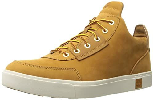 d1d68ace5b Timberland Men's Amherst High Top Chukka Fashion Sneakers: Amazon.ca ...