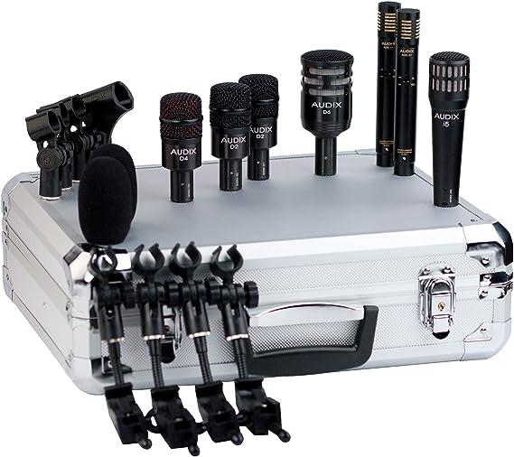 Audix DP7 7-Piece Drum Mic Package