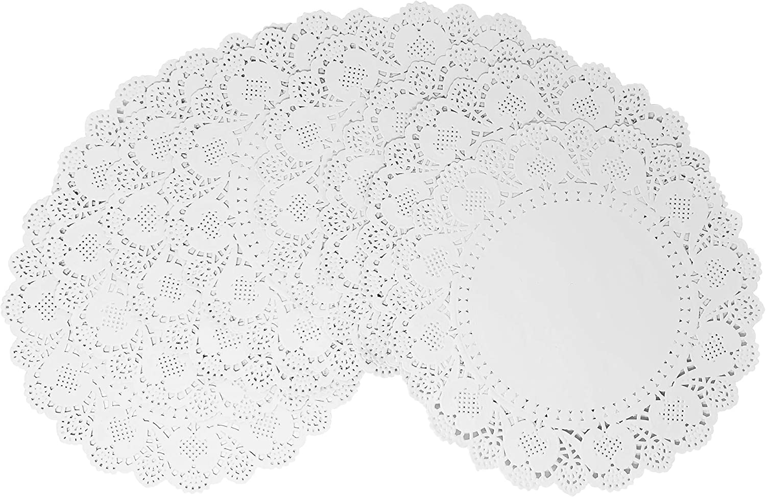 Paper Doilies - EXTRA THICK 12