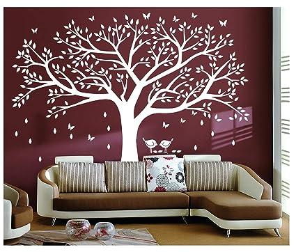 BDECOLL Grandi Nero Cornici Frames sui rami degli alberi,Decorazione ...