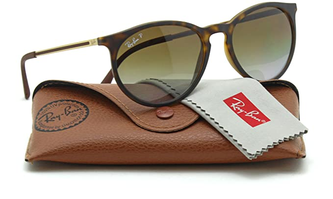bfeb3f9d683 Ray-Ban RB4274 Women Polarized Brown Gradient Sunglasses 856 T5 ...