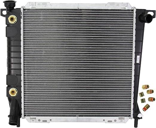 OEM Replacement Radiator ZFRDA1064 Zirgo