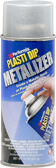 Plasti Dip Bright Aluminium Metalizer Baumarkt