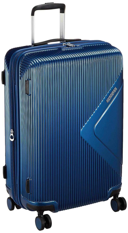 [アメリカンツーリスター] スーツケース モダンドリーム スピナー 69/25 エキスパンダブル TSA 保証付 70L 68.5 cm 3.7kg B07R3DCQLW ネイビー