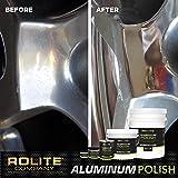 Rolite Aluminum Polish (1lb) for All Aluminum