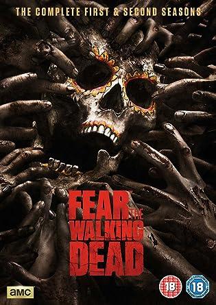 Fear the Walking Dead - Season 1-2 [DVD]: Amazon co uk: Kim