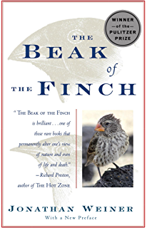 Amazon time love memory a great biologist and his quest for the beak of the finch a story of evolution in our time fandeluxe