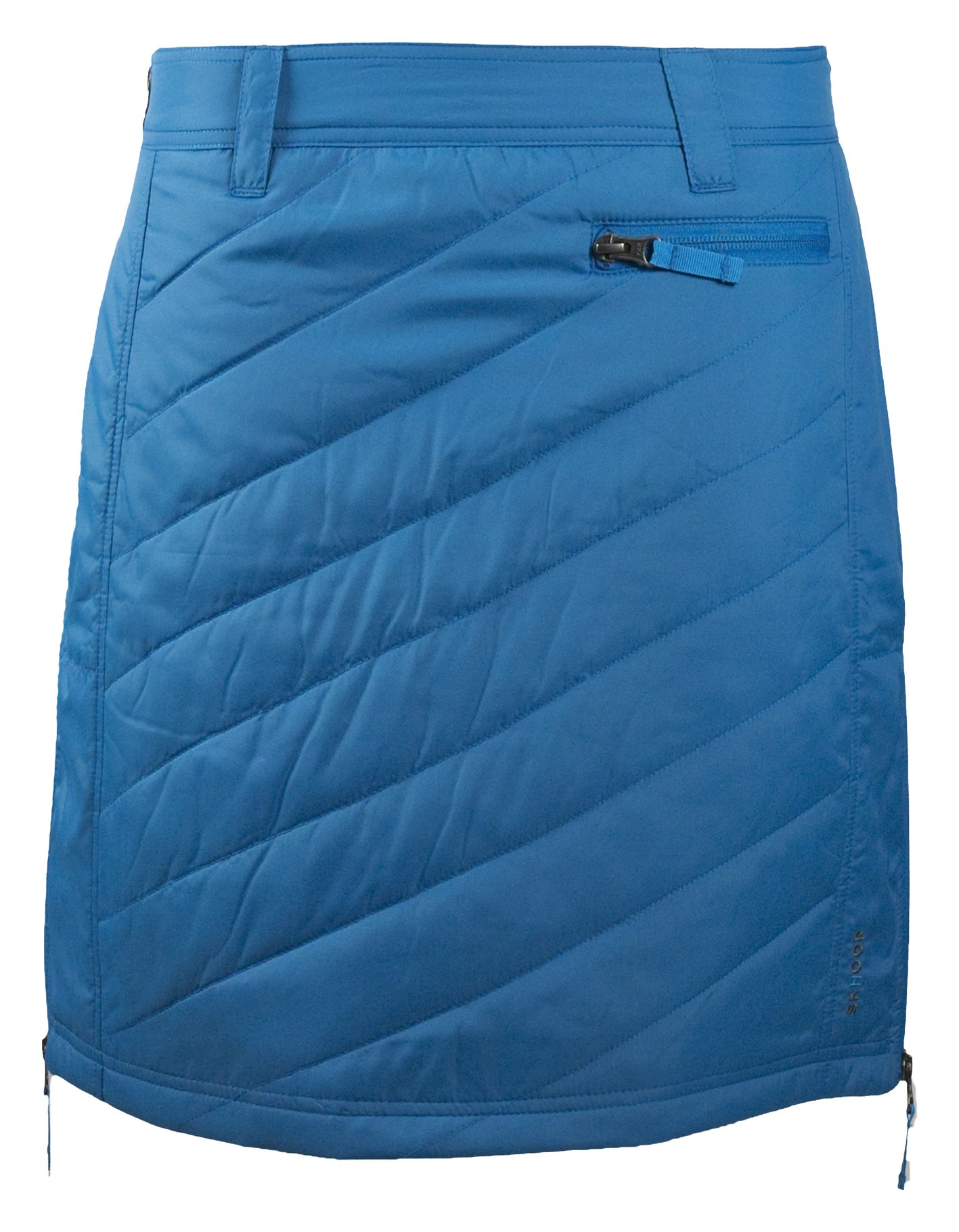 Skhoop Sandy Short Skirt, Methyl Blue, Medium