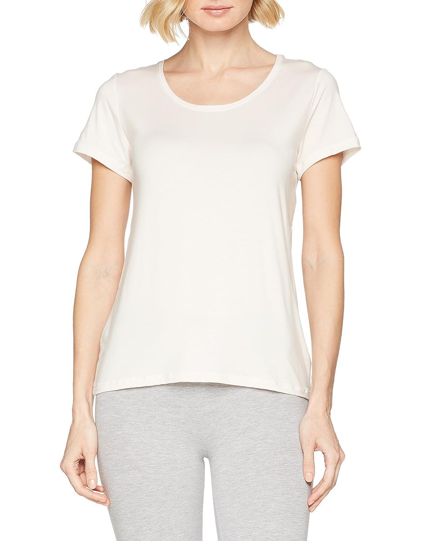 Huber Damen T-Shirts 24 Hours Women Sleep Shirt Kurzarm 018856