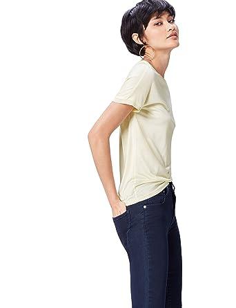 984cca539126 FIND Top Épaule Dénudée Femme  Amazon.fr  Vêtements et accessoires