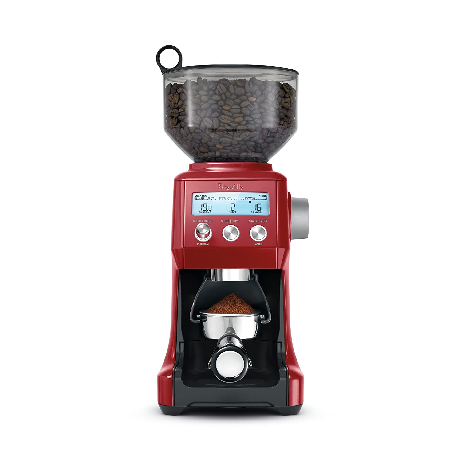 Amazon Breville BCG820BSSXL The Smart Grinder Pro Coffee Bean