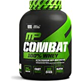 MusclePharm Combat 100% Whey, Vanilla, 5 Pound