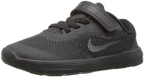 Nike Revolution 3 (TDV) Black, Zapatillas de Deporte Unisex Niños: Amazon.es: Zapatos y complementos