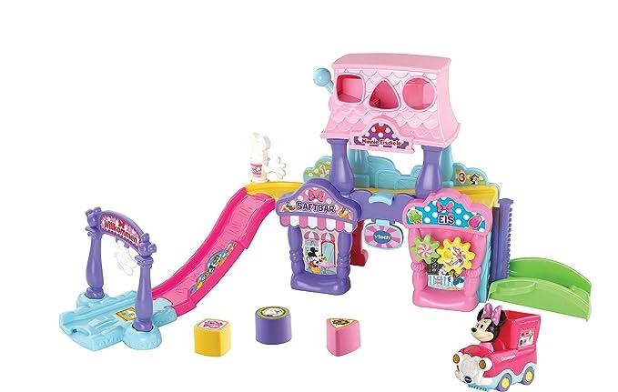 Tut Tut Baby Flitzer Minnie Mouse - Vtech Minnie Mouse Eisdiele