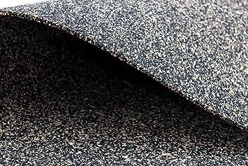 Sehr Gummikork, Kork Gummi Granulat, Vibration Schutz Matte HQ19