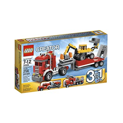 LEGO Creator Construction Hauler 31005: Toys & Games