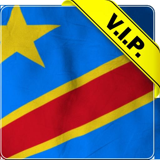 Congo flag - Congo Flag Kinshasa