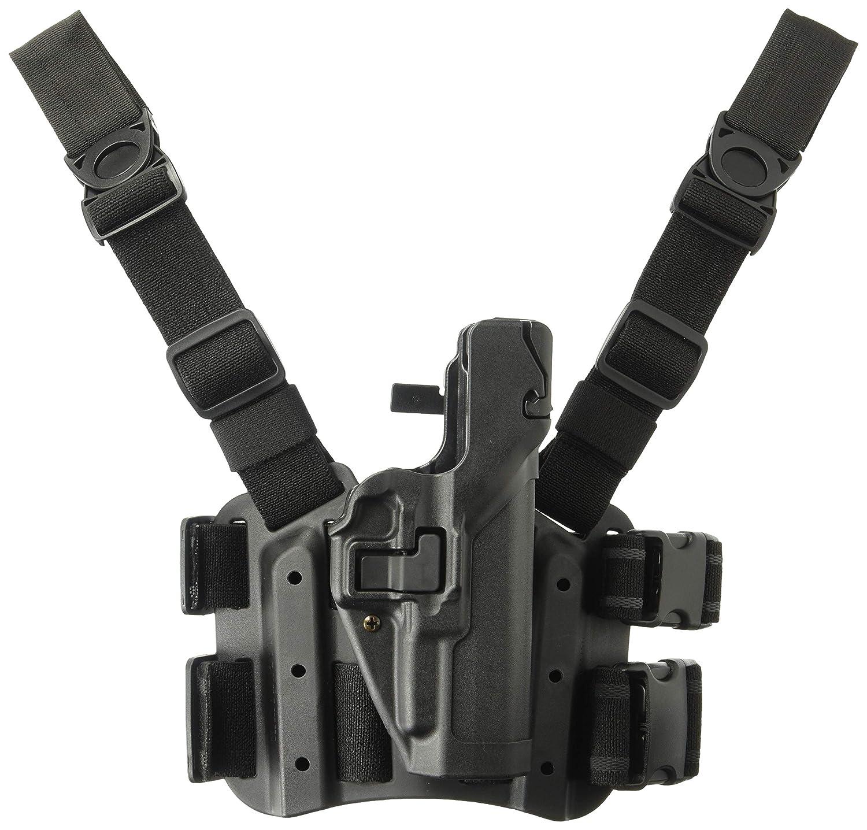 SERPA Level 3/Tactical Holster/ Blackhawk /Finition Mate