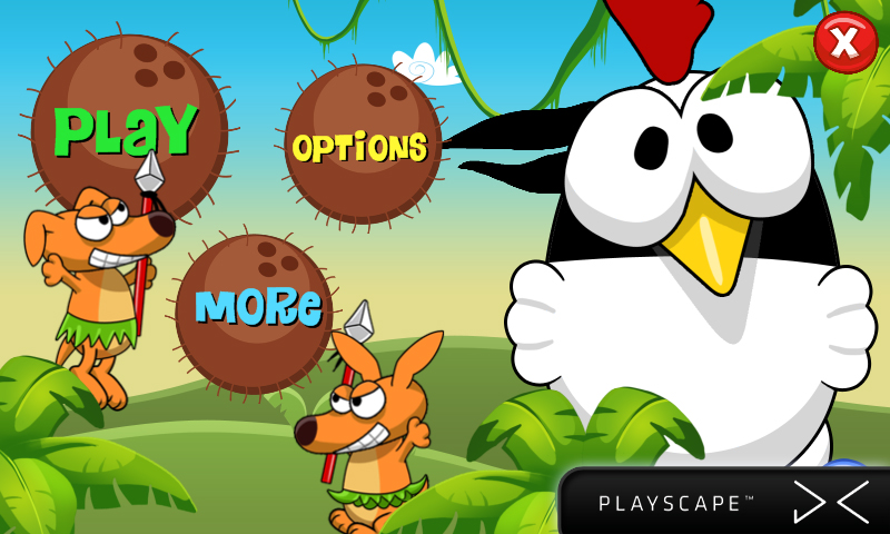 Ninja Chicken Ooga Booga Plus: Amazon.es: Appstore para Android