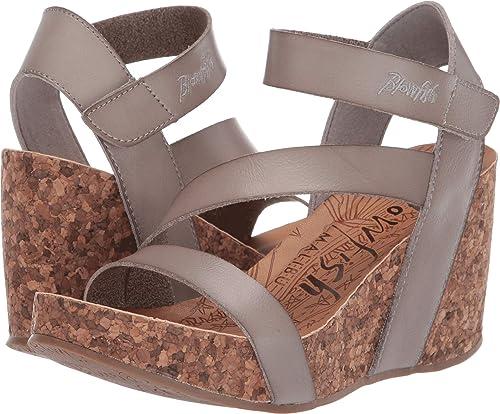 336e5af25c Blowfish Womens Hapuku Wedge Sandal: Blowfish: Amazon.ca: Shoes ...