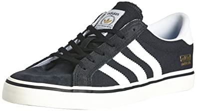 3706dd1b8 adidas Americana Vin Low Shoes Black White Ecru UK 9  Amazon.co.uk ...