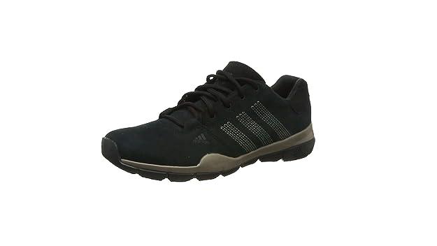 adidas ANZIT DLX - Botas de montaña para Hombre, Color Negro/marrón