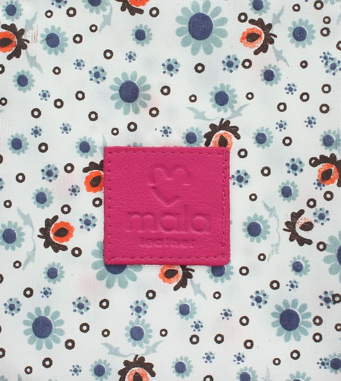 Mala Leather Collection Cara Porte-Carte de Voyage 620TC/_73 Ros/é
