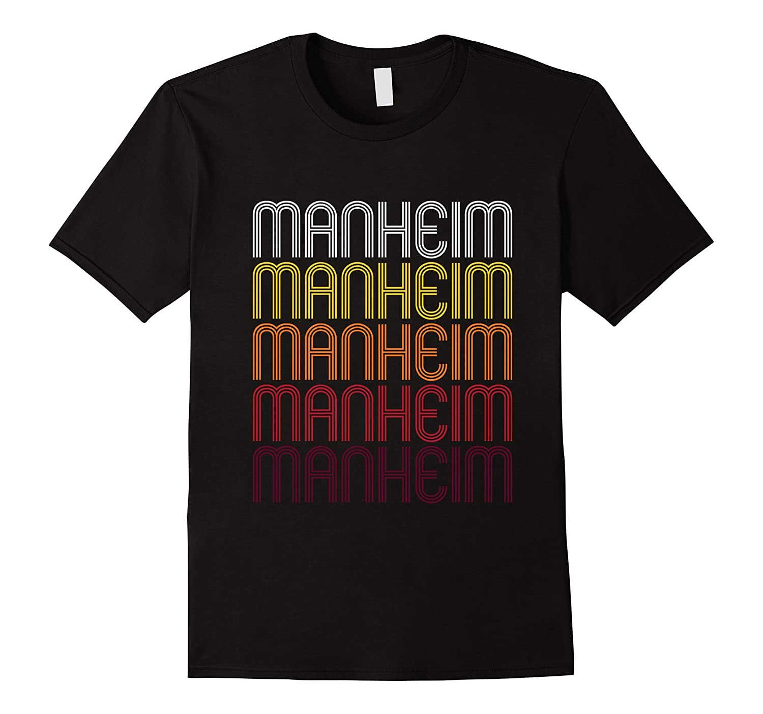 Manheim PA  Vintage Style Pennsylvania T-shirt-TH