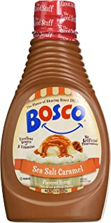 product image for Bosco Syrup, Sea Salt Caramel, 15 Ounce (Pack of 6)