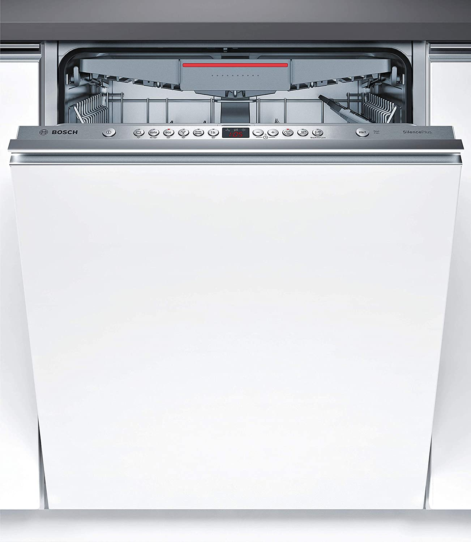 Bosch SMV46NX01E Silence Plus - Lavavajillas integrado (60 cm, A++ ...