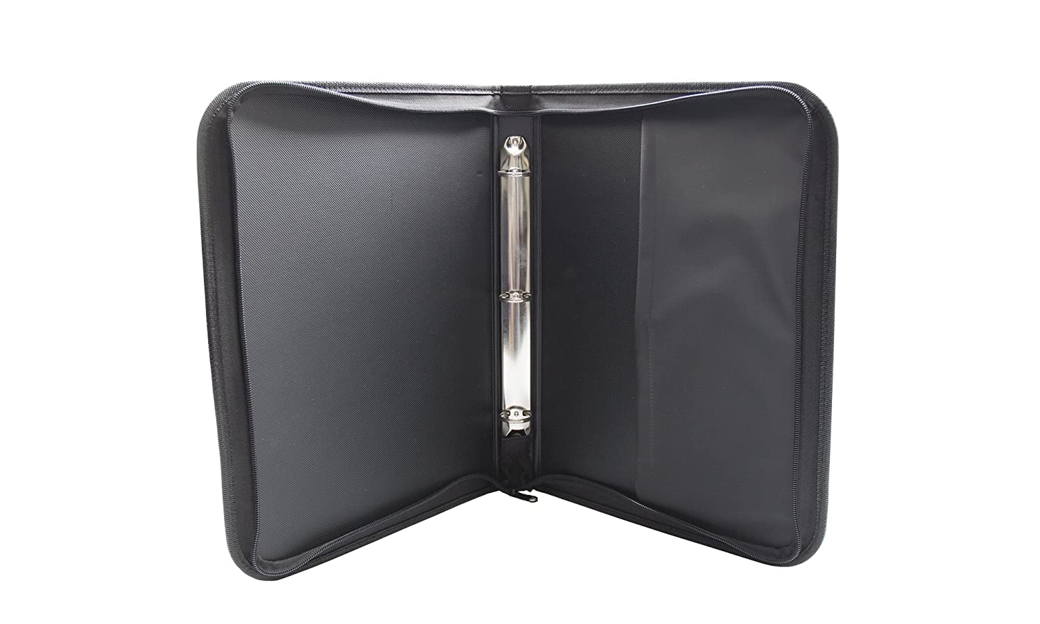MeMyArt HIGH QUALITY PORTFOLIO RING-BINDER FOLDER/CASE - A3 BLACK- EXTRA STRONG AND FIRM! A3P