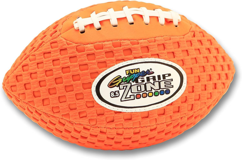 Fun gripper-gripゾーン8.5ソリッドカラーFootball オレンジ