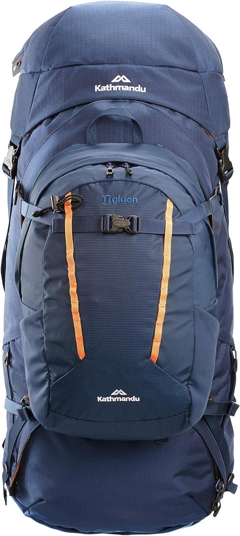 Ultimate Guide To The Best Backpacks For Travel Australia 2021 - Kathmanduterloper gridTECH 70L Women's Hiking Travel Backpack