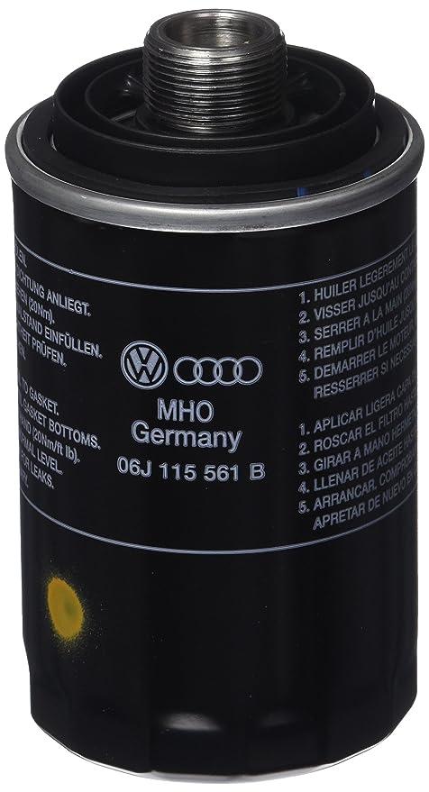 Amazon Com Genuine Audi 06j115403q Oil Filter Automotive