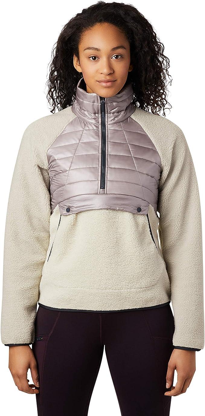 Mountain Hardwear Altius Hybrid Hoody Women dive 2019 Jacket
