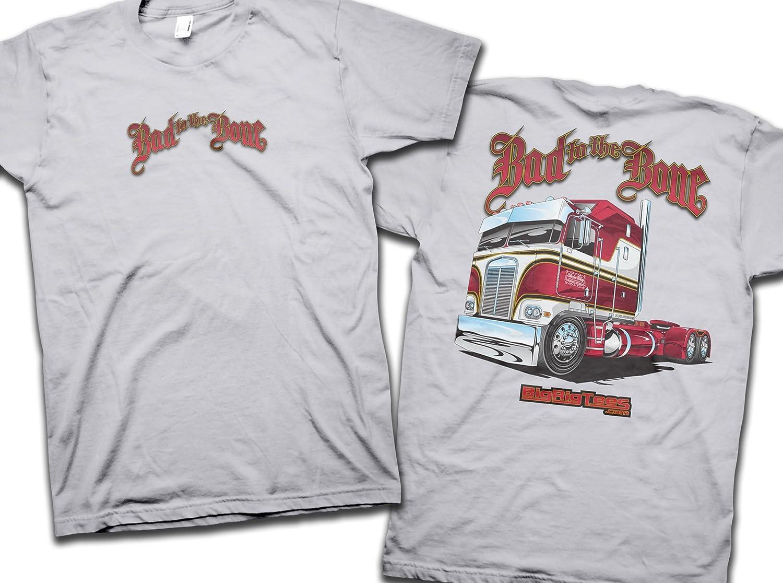 XXX-Large Big Rig Tees Snowman T-Shirt