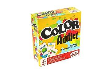 Cartamundi Caja de Juego de Cartas Color Addict: Amazon.es ...