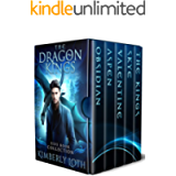 The Dragon Kings: The Complete Series (The Dragon Kings Boxsets Book 1)