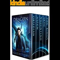 The Dragon Kings: A Five Book Dragon Shifter Collection (The Dragon Kings Boxsets 1)