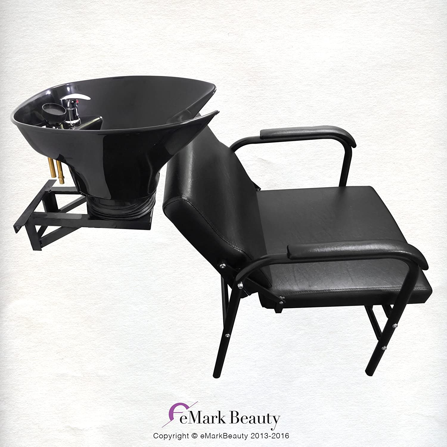 Amazon Salon Backwash Shampoo Tilt Bowl Sink Wall Mounted
