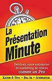La Présentation Minute: Décrivez votre entreprise de marketing de réseau comme un Pro