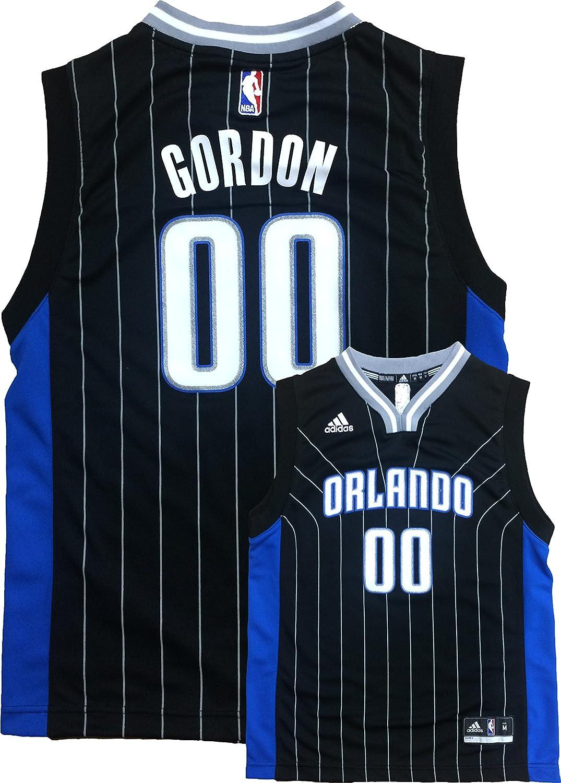 Aaron Gordon Orlando Magic #00 Youth Alternate Black Replica Jersey for cheap