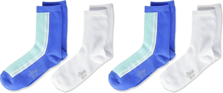 para Ni/ñas Pack de 4 s.Oliver Socks Calcetines