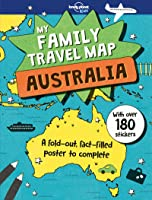 My Family Travel Map - Australia (Lonely Planet