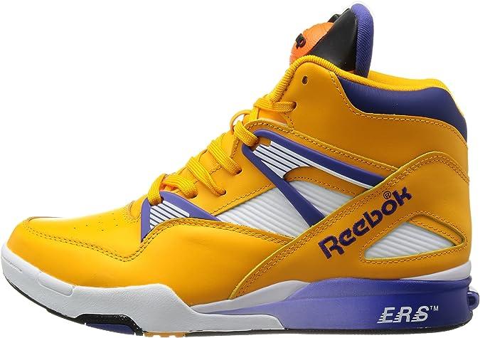Reebok Men's V60500 Trainers Yellow