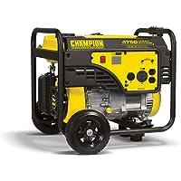 Champion 3800-Watt RV Ready Portable Generator with Wheel Kit