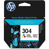 HP 304 Wkład Do HP DeskJet 2630, 3720, 3720, 3720, 3730, 3735, 3750, 3760; HP ENVY 5020, 5030, 5032, C/M/Y