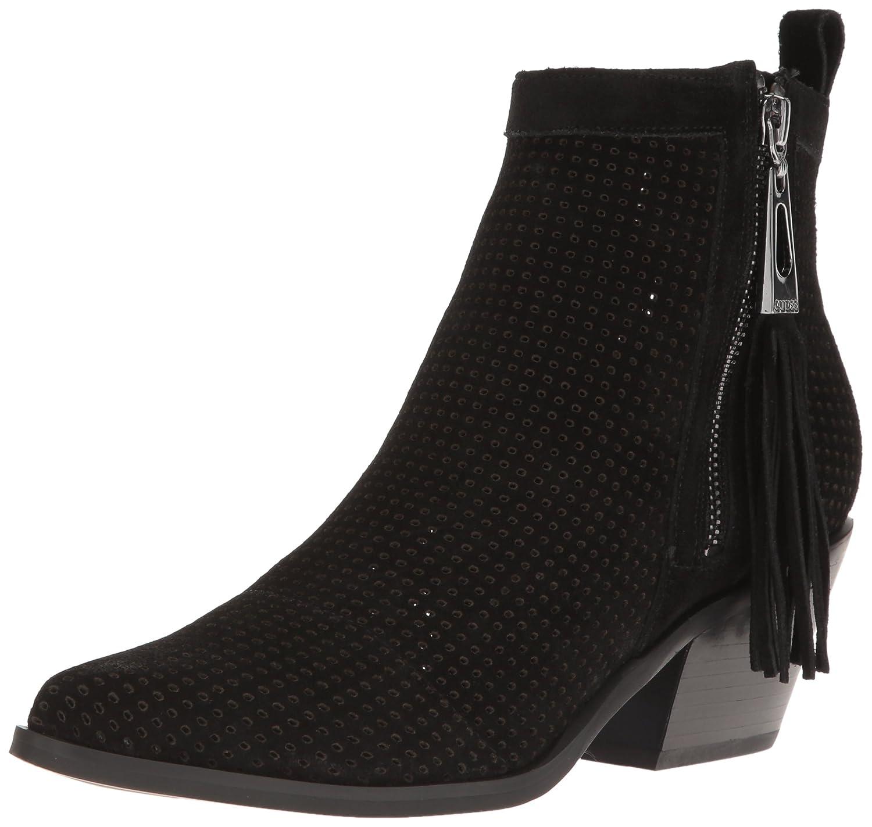 GUESS Women's Talzay Ankle Bootie Black