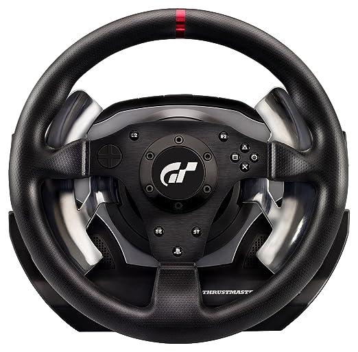 31 opinioni per PS3- Volante ufficiale GT5 T500RS- THR, Nero