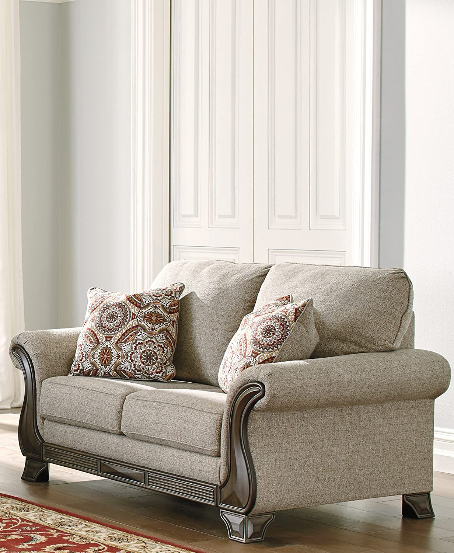 Surprising Amazon Com Claremorris Traditional Fog Color Fabric Cjindustries Chair Design For Home Cjindustriesco